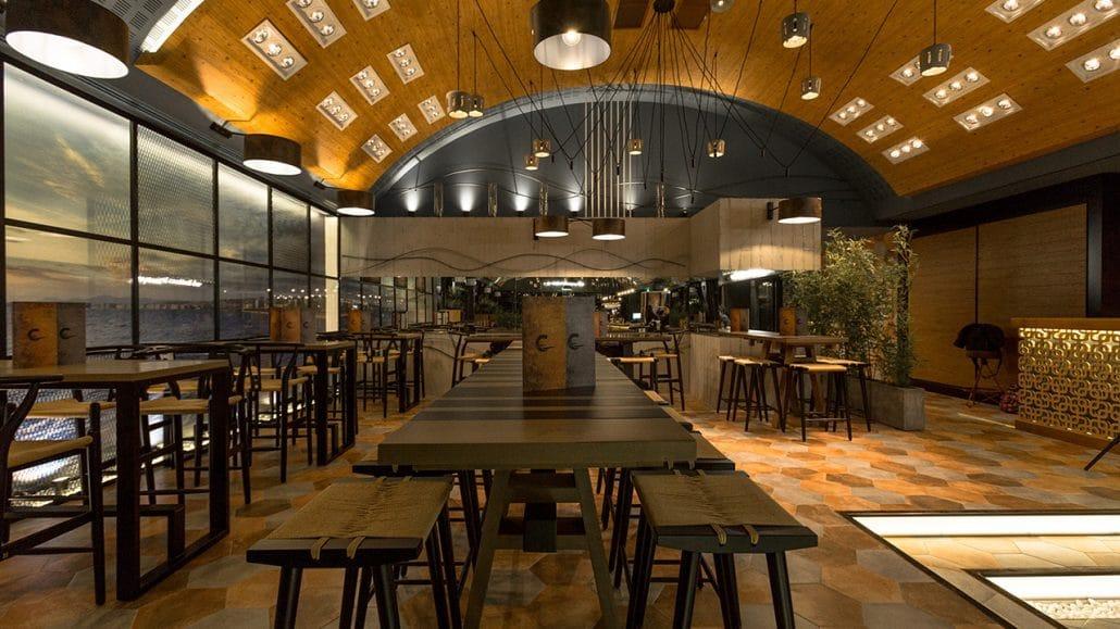 Ciel bar restaurant christofer - Ciel de bar cuisine ...
